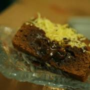 Recook resep Chocolate Melt Brownies Agogo